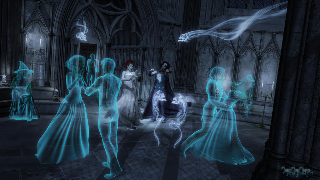 Spirits of the Dance by Pennes-from-Heaven