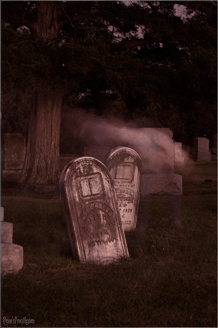 Grave Confusion by Pennes-from-Heaven