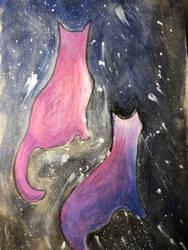 Kosmos kitty