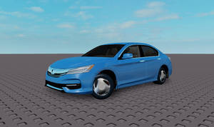 Maxie's 2016 Honda Accord
