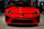 Lexus LFA Front