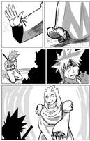 Finaltale Page 9 wip