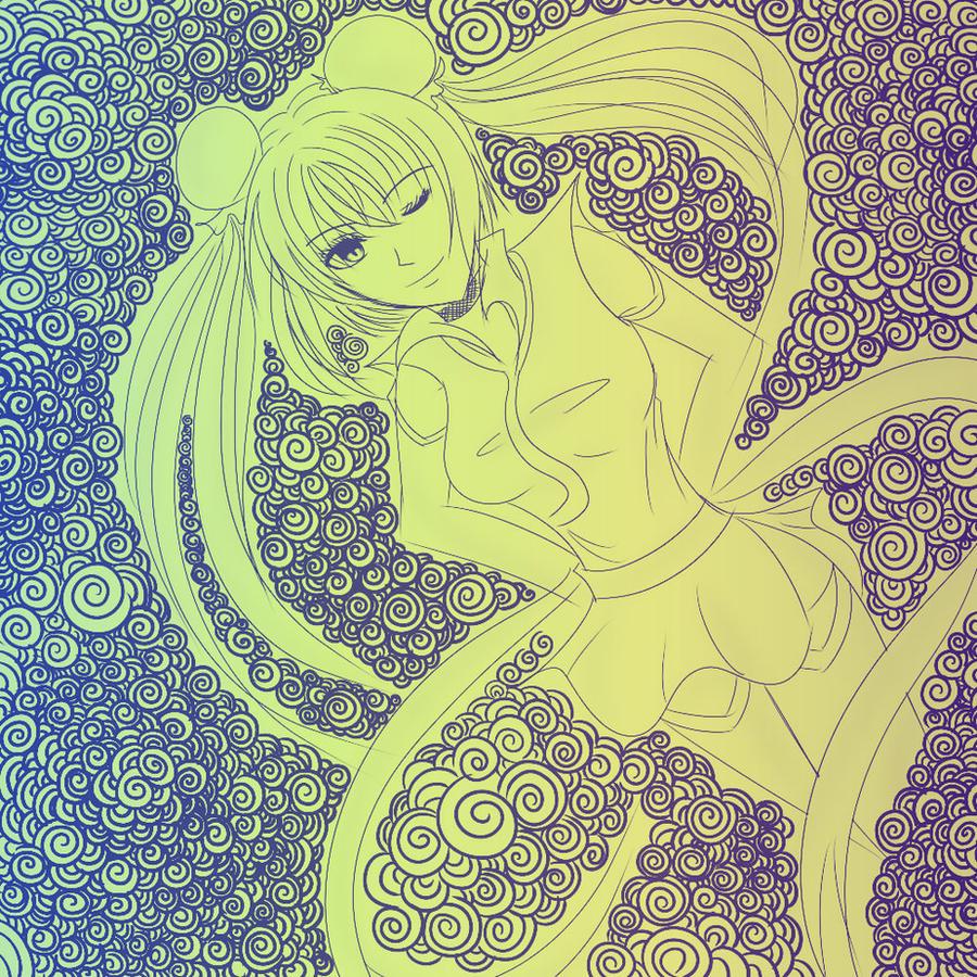 .:Swirly- TDB:. by Monstrocker