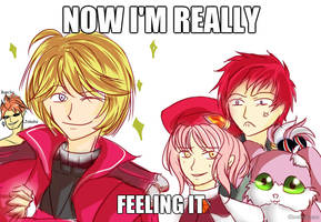 .: Xenoblade- Shulk's feelin' it by Monstrocker