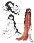 The petals coat