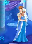 Disney couple: Milo and Kida
