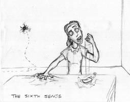 The sixth Sense... by KezzaMoss