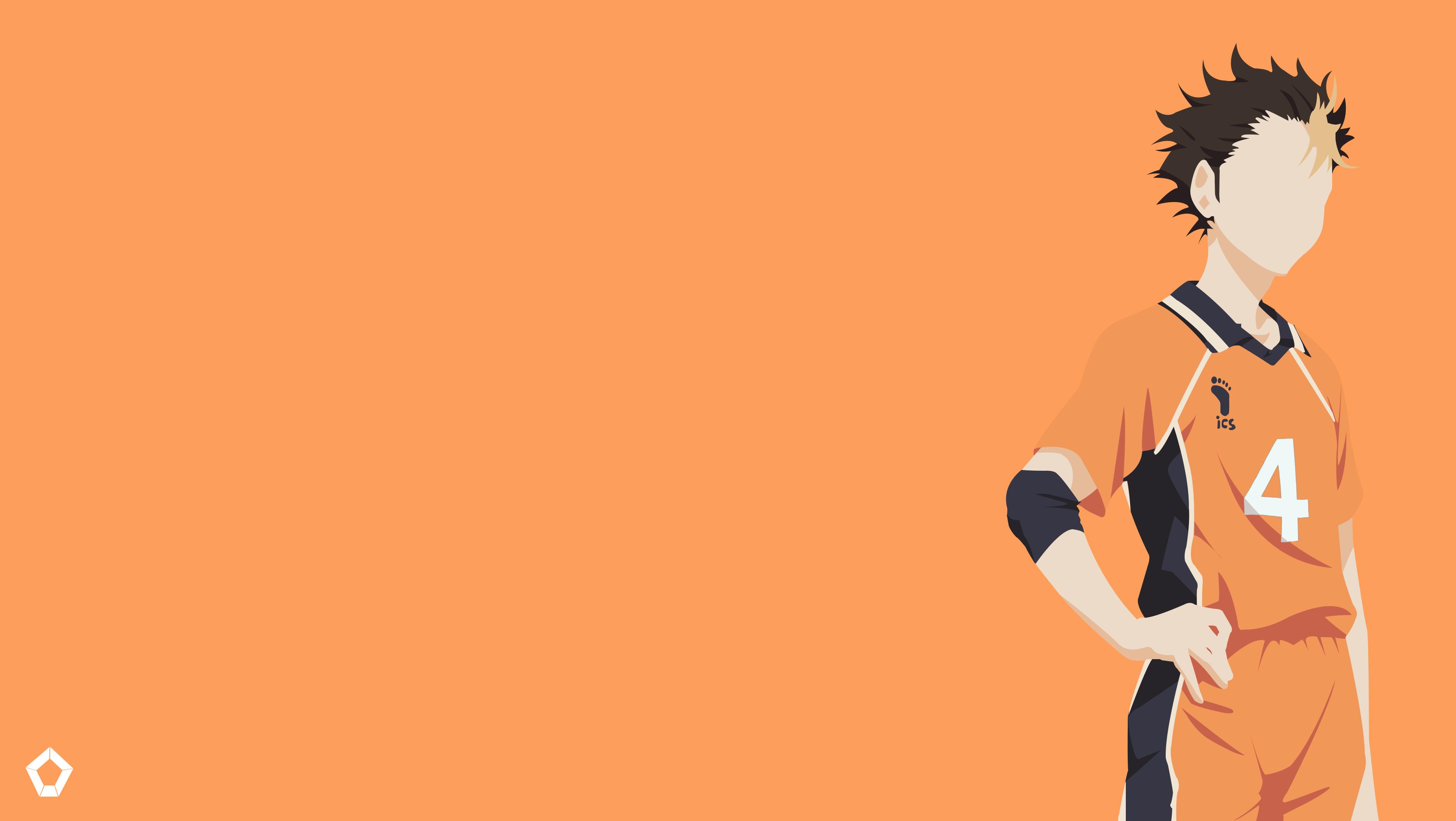 Anime Minimalist Wallpaper 4k - Gambarku