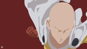 Saitama   OnePunch Man (Minimalist)