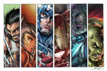 The Avangers Colors