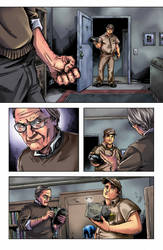 Adam West Comic page 3 by ColoristKamui
