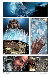 Wrath of the titans page 7 by ColoristKamui
