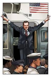 Nixon page 1 by ColoristKamui