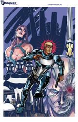 Logan's Run Cover by ColoristKamui