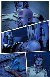 Mr. India Page 10 -Original Colors- by ColoristKamui