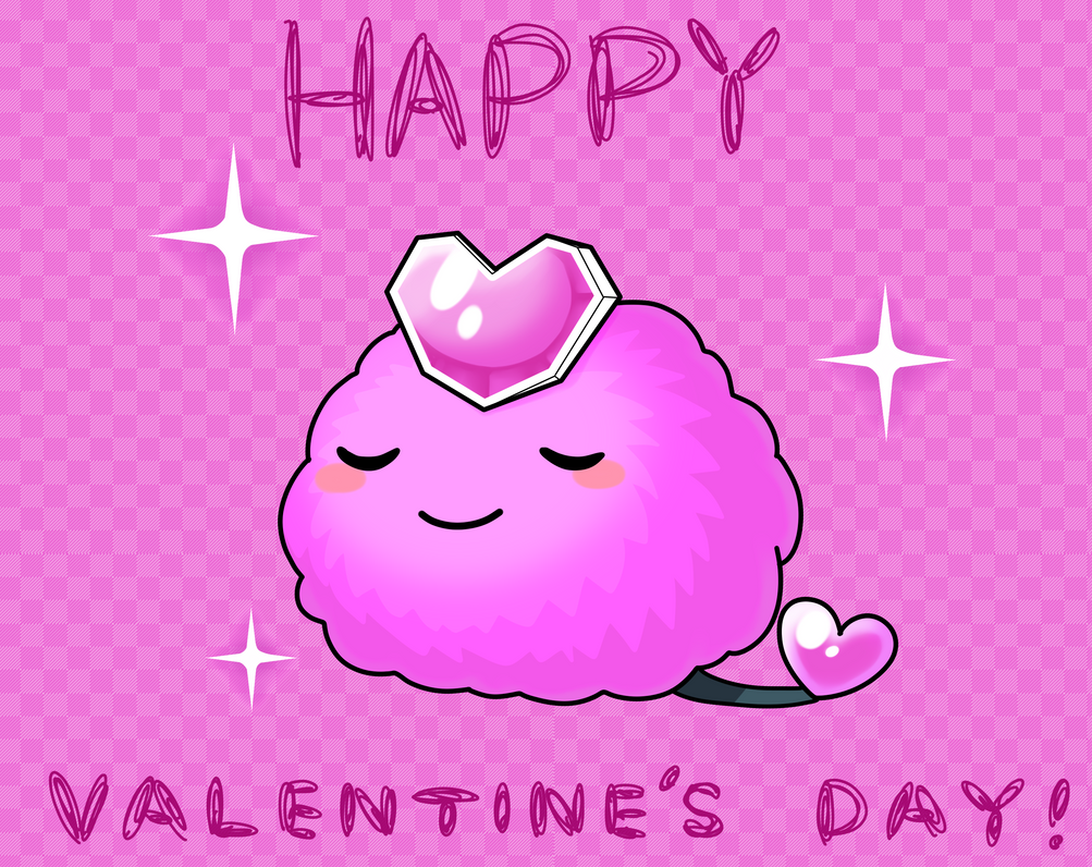 Happy Valentine's Day! by Rosellaz