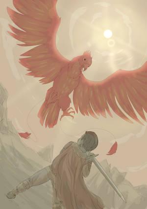Phoenix by Rosellaz