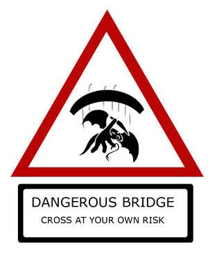 Dangerous bridge by Belegilgalad