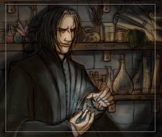 Snape potion by Belegilgalad