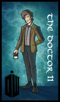 11 Doctor Who-Card