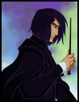 Cool Snape by Belegilgalad