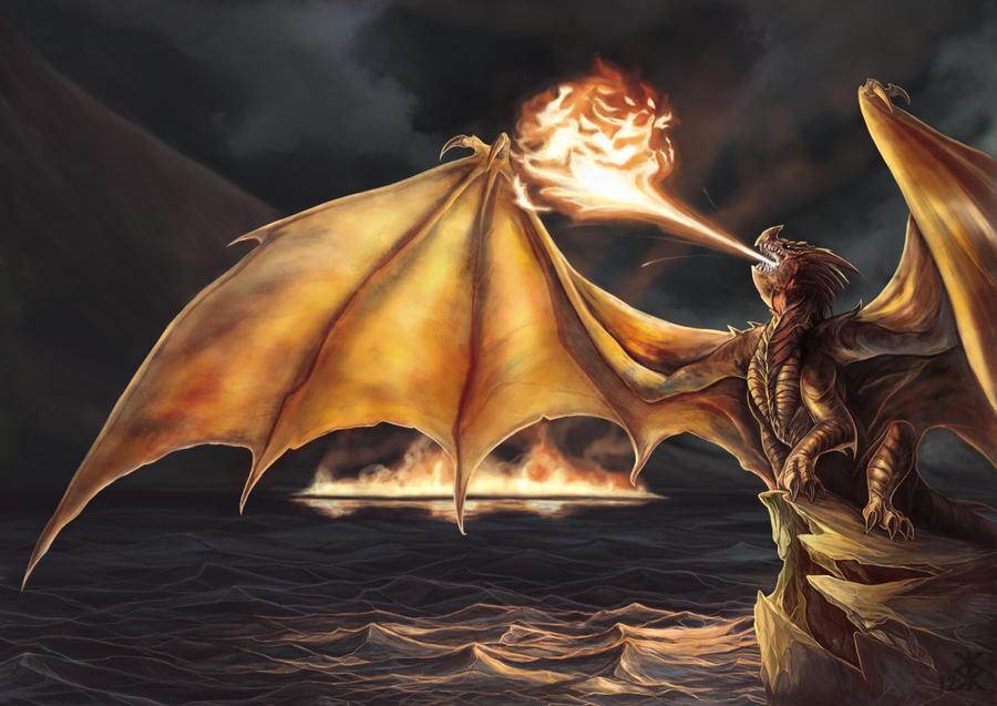 The Wrath of Smaug