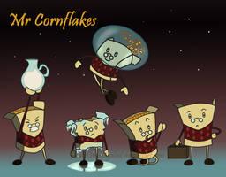 Mr Cornflakes