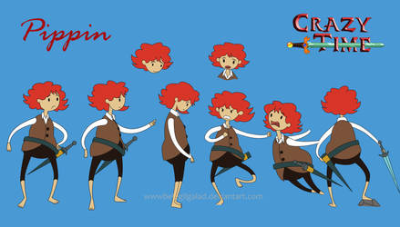 Pippin the Hobbit