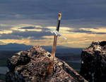 The sword in stone