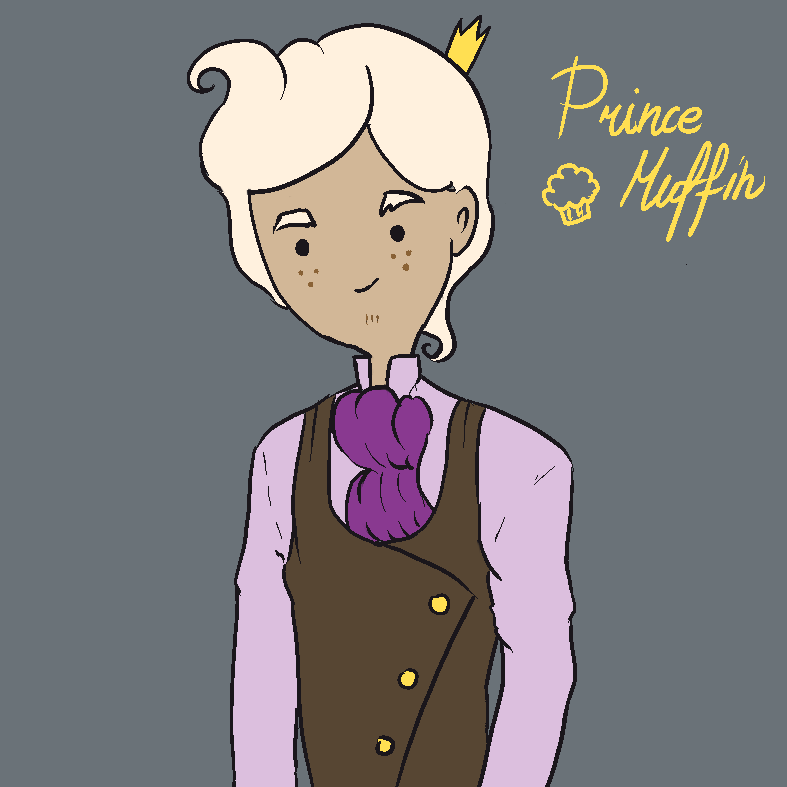 GB prince muffin by AskPrincessMuffin