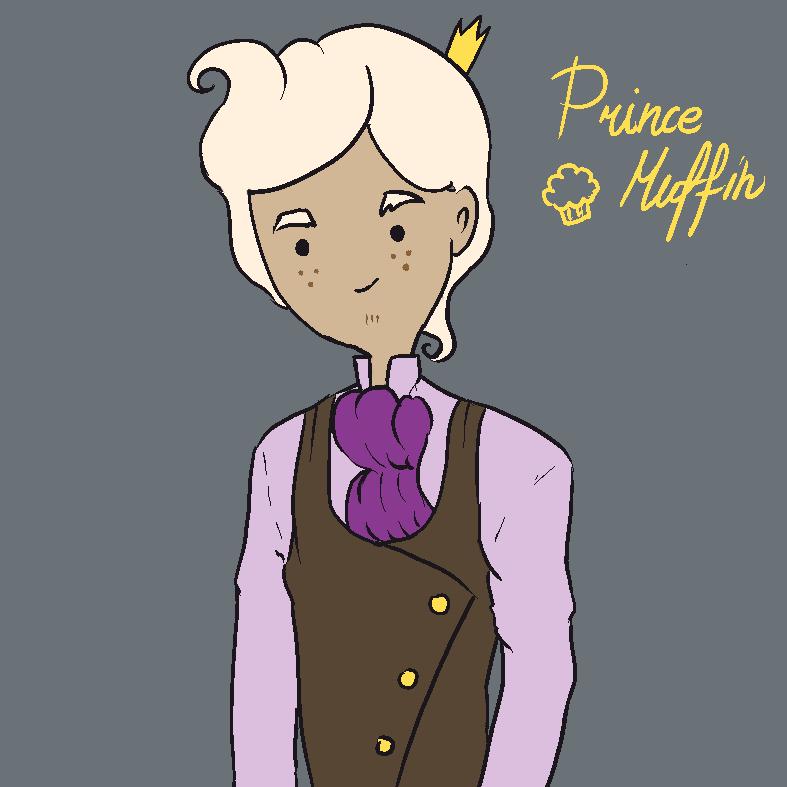 GB prince muffin by AskPrincessMuffin