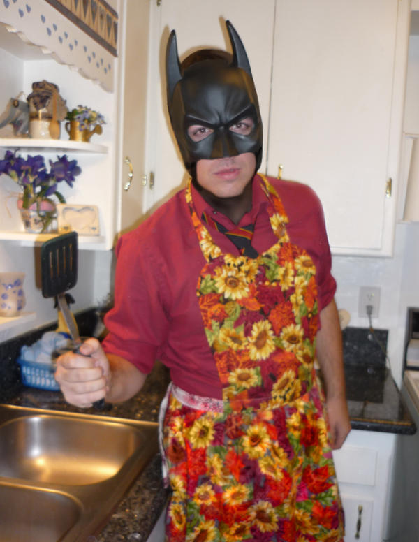 Batman In The Kitchen By Sapphiregamgee On Deviantartrhsapphiregamgeedeviantart: Batman Kitchen At Home Improvement Advice