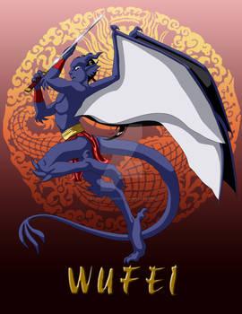 Gargoyle Wufei