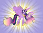 Twilight Sparkle Alicorn Desktop