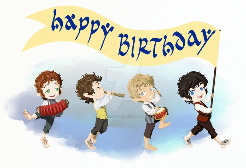 Birthday Wishes for Ihha by SapphireGamgee