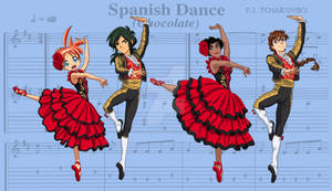 Nutcracker- Spanish Dance