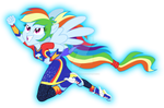Rainbow Dash Power-Up