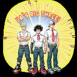 Commission: UA's Future Big Three