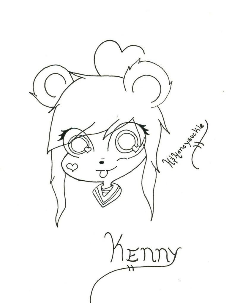 Ken Ashcorp aka petit panda yaay ugh by Heavenly-Honeysuckle