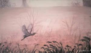 Bird , Flying