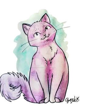 Draw a Cat Tutorial