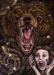 Night of the Flying Teeth - Worst Nightmare by gnarly-bones