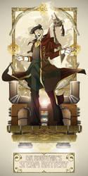 Jimbotnik Steampunk by madelajnazuo
