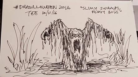 11 Slimy Swamps Foggy Bogs by Thastygliax
