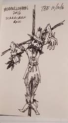14 Scarecrow Row by Thastygliax
