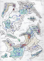 The very first 'Time of the Tarrasque' map by Thastygliax