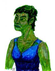 Green by Thastygliax