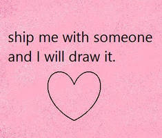 Ship it and it will be drawn