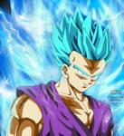 Gohan Super Saiyan Blue 2