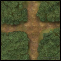 Forest Roads: Crossroads [Grid] by YoSpeck
